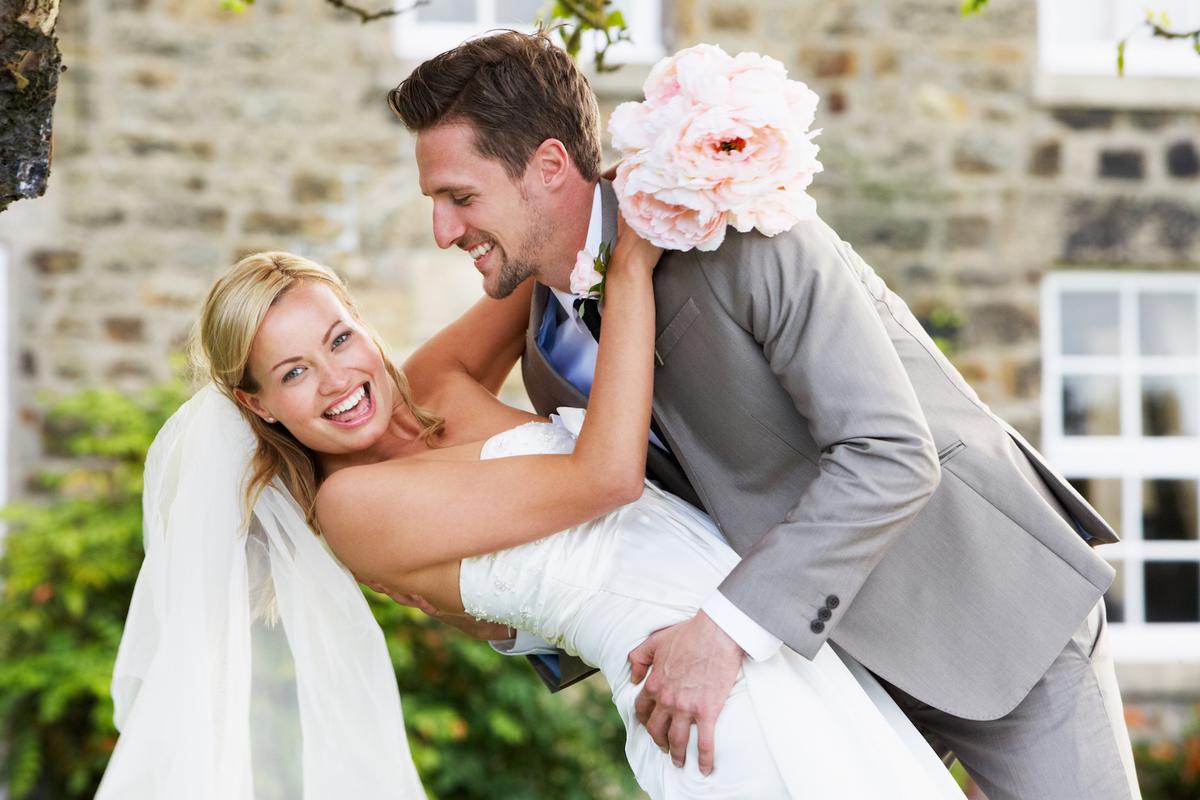 bedanking huwelijk