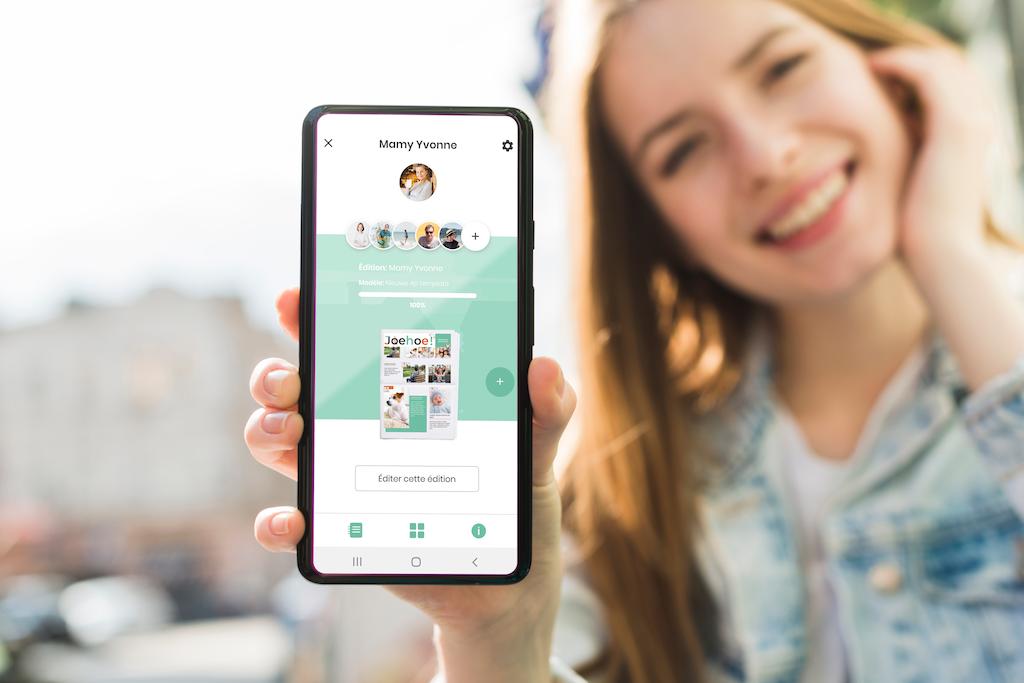 Créez un journal avec votre smartphone - Happiedays