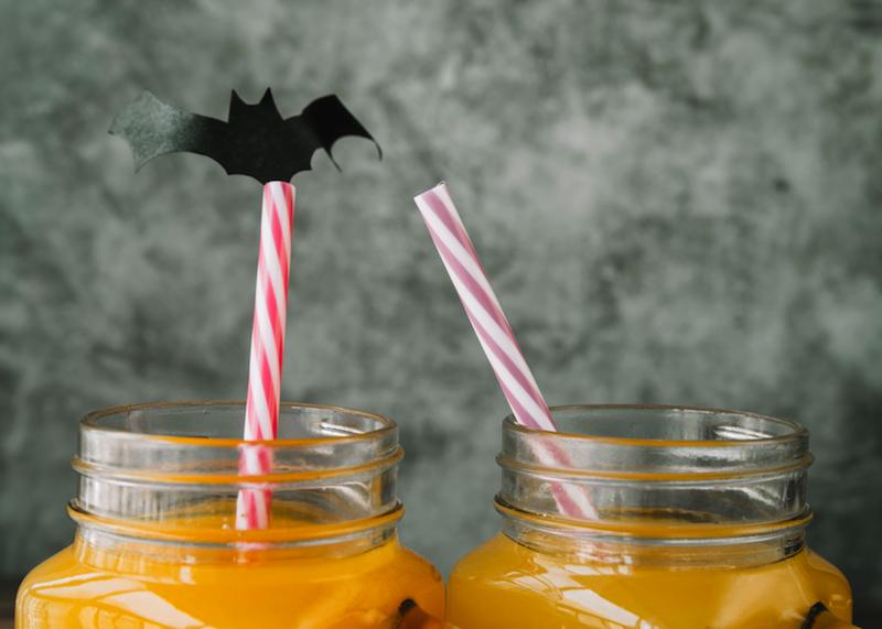 maak je eigen halloweenkrant - Happiedays