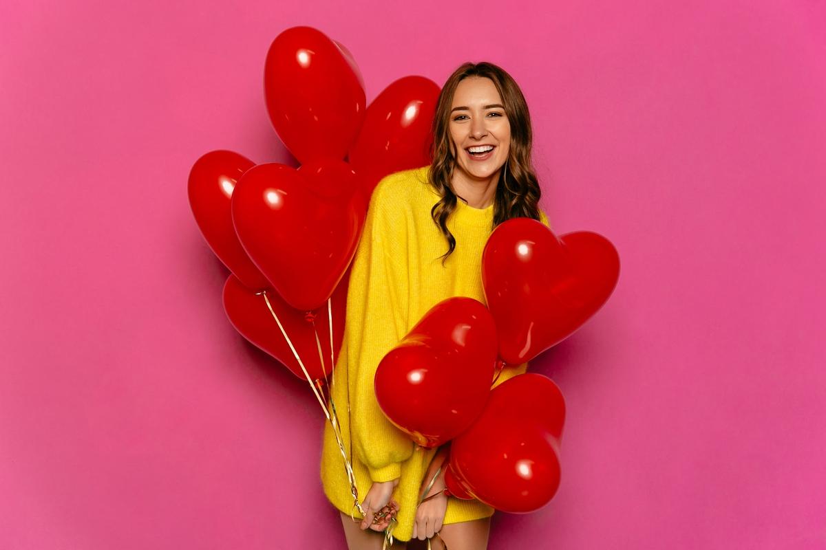 Maak je eigen valentijnskrant - - Happiedays