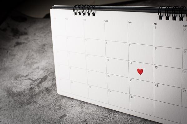 Créez votre propre journal de la Saint-Valentin - Happiedays