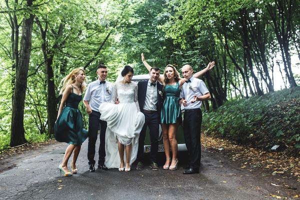 Make your own wedding newspaper online - Happiedays