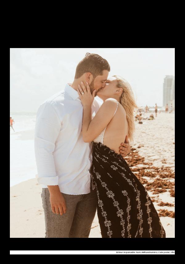 Créez votre propre journal modèle journal de mariage | Happiedays