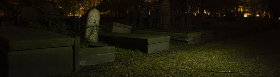 kerkhof halloween griezelen