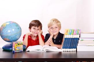 nieuwe leerlingen verwelkomen klaskrant