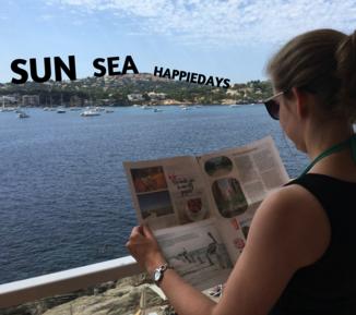 Créez votre propre journal de retraite - Happiedays