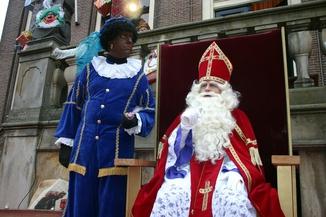 Brief voor Sinterklaas
