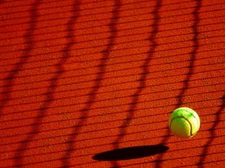 bedanking spelers en trainer tennis
